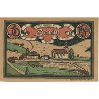 Billet, Autriche, Sandl, 30 Heller, Village, 1920, 1920-12-31, SPL, Mehl:FS 874I - Austria