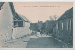 Saint-Civran- Route De Saint-Benoit Du Sault - Andere Gemeenten
