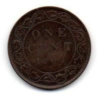 Canada -  Cent 1904 TB - Canada