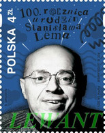2021.09.12. 100th Anniversary Of The Birth Of Stanisław Lem (a) - MNH - Nuevos