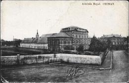 CHIMAY - Athénée Royal - Oblitération De 1911 - Edition : E. Hütten, Chimay - Chimay