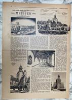 MEESEN - MESEN - MESSINES   --- 1 TIJDSCHRIFTPAGINA - 1935 - Unclassified