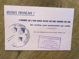 BUVARD JEUNES FRANCAIS ARMEE DE L AIR - Other