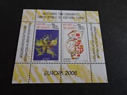 EU238  -  Bloc MNH Turkish Rep. Of Northern Cyprus  2006  - Europa - - 2006