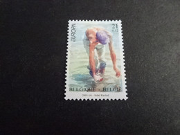 EU451  -  Stamp  MNH Belgium - 2001    - Europa - - Otros
