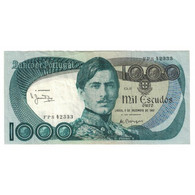 Billet, Portugal, 1000 Escudos, 1968-1971, 1981-12-03, KM:175c, SUP - Portugal