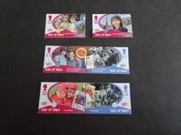 EU78 - Stamps  MNh Isle Of Man -  2010  - Europa -   Childrens Book - Man (Ile De)