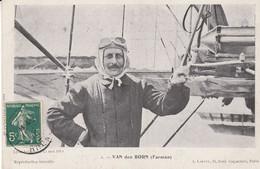 VAN DEN BORN ( Farman ) - Airmen, Fliers
