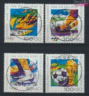 BRD 1717-1720 (kompl.Ausgabe) Gestempelt 1994 Sporthilfe (9661937 - Gebraucht