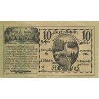 Billet, Autriche, Willibald, 10 Heller, Rue, 1920-12-31, SPL, Mehl:FS 946Ad - Austria