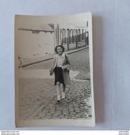 Deux-Acren Souvenir De Là Kermesse Le 9 Mai 1948 Jolie Demoiselle Photo 9cm/6cm - Lessen