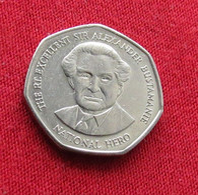 Jamaica 1 One Dollar 2003 KM# 164  Jamaique Jamaika - Jamaica