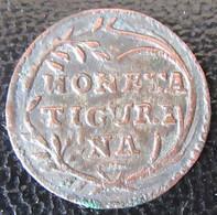 Suisse - Canton De Zürich - Moneta Tigurina (1 Rappen) 3e Type - Billon - Non-datée - Suisse