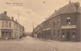 Oudenaarde Eyne Eine - Heurnestraat Rue D'Heurne - Estaminet S.W.M. Reisduif - Oudenaarde