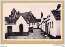 * 1.29 KORTRIJK - Begijnhof - Courtrai Béguinage - Kortemark
