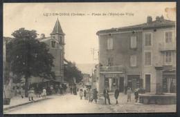 PLACE DE L' HOTEL DE VILLE - Luc-en-Diois