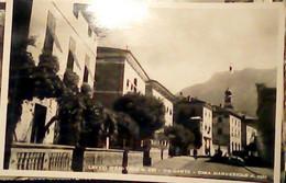 LEVICO TERME-(TRENTO) VIALE DANTE CIMA MANDERIOLO  V1955 IF9467 - Trento