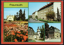 F3866 - Fraureuth - Bild Und Heimat Reichenbach Qualitätskarte - Werdau