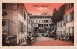 Bourbon Lancy Entrée Du Grand Hotel - Hotels & Restaurants