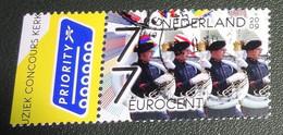 Nederland - NVPH - 2656 - 2009 - Gebruikt - Cancelled - Muziek In Nederland - Sousafoon Spelers - Met Tab - Piority - Used Stamps