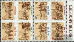 United Kingdom - Isle Of Man Hbl10 Unmounted Mint / Never Hinged 1987 Victoria - Man (Ile De)