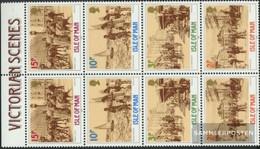 United Kingdom - Isle Of Man Hbl9 Unmounted Mint / Never Hinged 1987 Victoria - Man (Ile De)