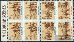 United Kingdom - Isle Of Man Hbl7 Unmounted Mint / Never Hinged 1987 Victoria - Man (Ile De)