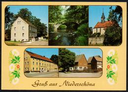 F3873 - TOP Niederschöna Kulturhaus - Bild Und Heimat Reichenbach Qualitätskarte - Ohne Zuordnung