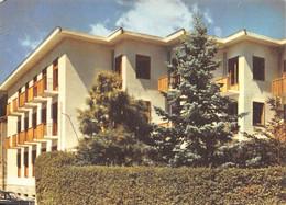 """13973"""" ALBERGO PIEMONTE-LANZO TORINESE """" TIMBRO SUL RETRO-VERA FOTO-CART. POST. NON SPED. - Hotels & Restaurants"""