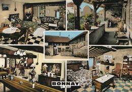 """Bonnay En Maconnais Auberge Du """" Vieux Logis """" Multivues - Hotels & Restaurants"""
