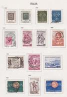 Italie N° 798 / 801 + 804 / 25 + 845 / 47 O X  Les 30 Valeurs  Oblitérées Ou Trace De Charnière,  TB - 1946-60: Used