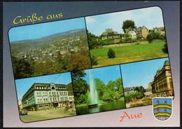 F3876 - Aue - Bild Und Heimat Reichenbach Qualitätskarte - Aue