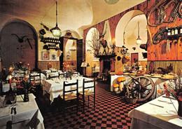 "13974"" LA CAPANNINA-TORINO-TIPICA CUCINA PIEMONTESE "" -VERA FOTO-CART. POST. NON SPED. - Hotels & Restaurants"
