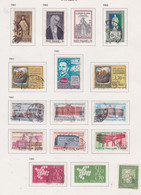 Italie N° 848 / 60 + 866 / 67 + 881 O X  Les 16 Valeurs  Oblitérées,  TB - 1946-60: Used