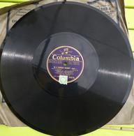 78 Tr - Columbia - In A Persian Market - 78 Rpm - Gramophone Records