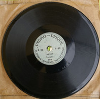 78 Tr - Pygmo - Faust La Valse - Carmen Toreador - 78 Rpm - Gramophone Records