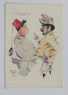 99831 Cartolina Illustrata - Rivista Militare - 1988 - Humour