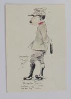 99836 Cartolina Illustrata - Rivista Militare - 1988 - Humour