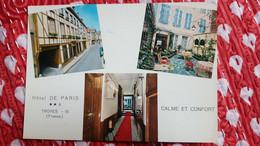 CPSM TROYES AUBE 54 56 RUE SALENGRO PROPR O GERARD HOTEL DE PARIS - Hotels & Restaurants