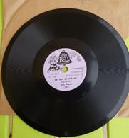 78 Tr - The Bell - Le Roi Dagobert - Malbrough - 78 Rpm - Gramophone Records