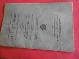 Papier Revue Généalogie - Collections