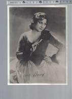 Opera - Vina Bovy - GESIGNEERD / AUTOGRAPHE - Autographes