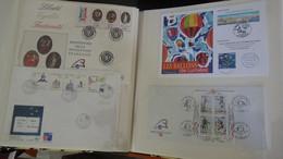 V79 Ensemble D'enveloppes 1er Jour De France ... A Saisir !!! - Collections (en Albums)