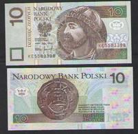 POLAND  10 ZL  1994 UNC - Polen
