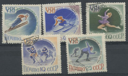 URSS (Union Soviétique) - J.O. SQUAW VALLEY - Winter 1960: Squaw Valley