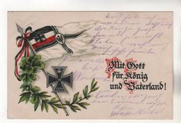 9810, WK I, Feldpost - Guerra 1914-18