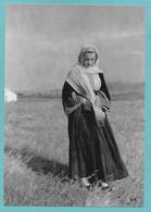 GRECIA GREEK EUBEE KYMI COSTUME DE FETES N°C187 - Grecia