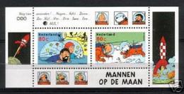 Nederland NVPH 1839 Blok Kuifje 1999 MNH Postfris TinTin Comics Cartoon - Unused Stamps