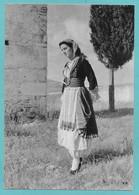 GRECIA GREEK CRETE ANOGEIA COSTME DE PAYSANNE N°C188 - Grecia