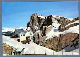 °°° Cartolina - Dolomiti Stazione D'arrivo Della Funivia Della Rosetta Col Cimon Della Pala Viaggiata (l) °°° - Trento